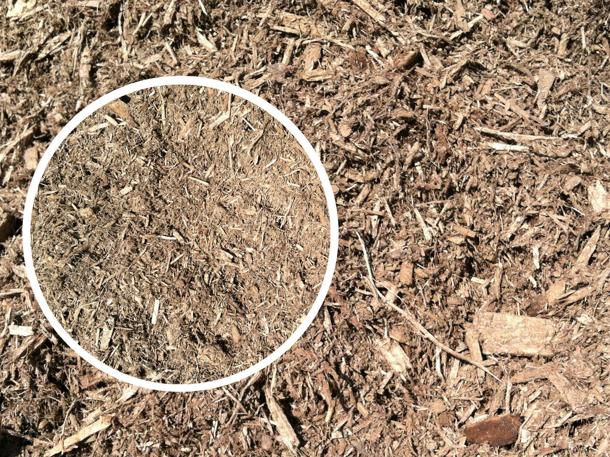 Cedar Bark Mulch