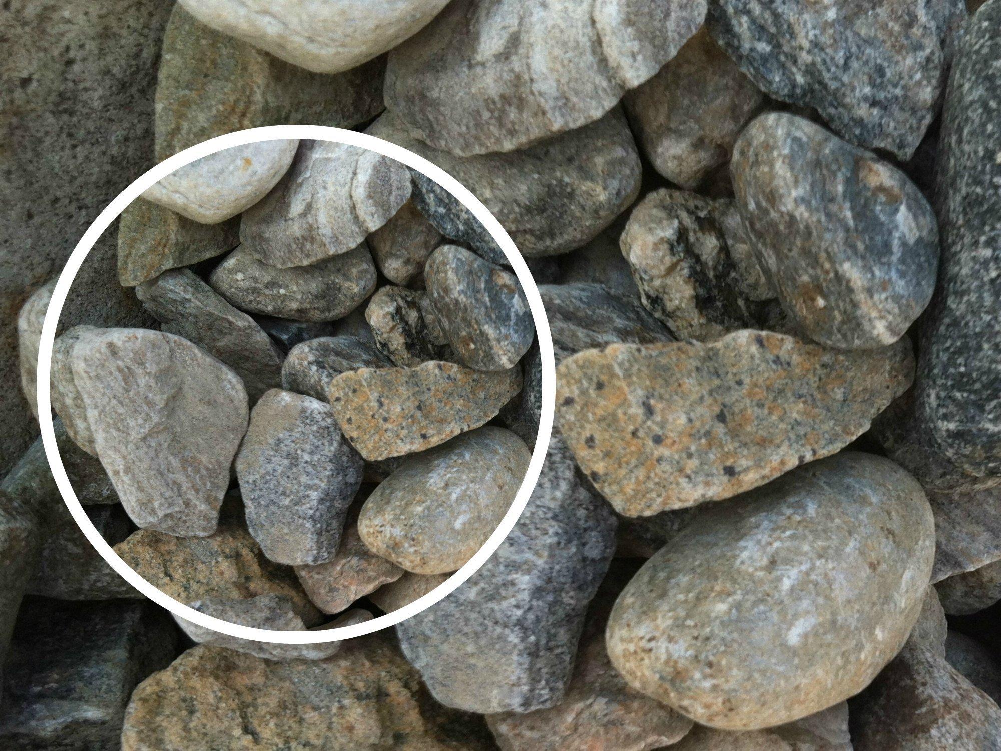 1 1/4″ Native Stone